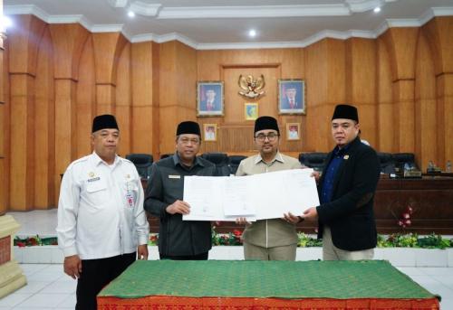 DPRD Batubara Sahkan Pinjaman 139 M Kepada PT SMI