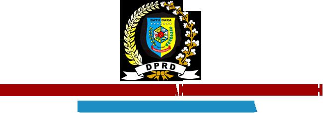 Website Resmi Sekretariat DPRD Kabupaten Batubara